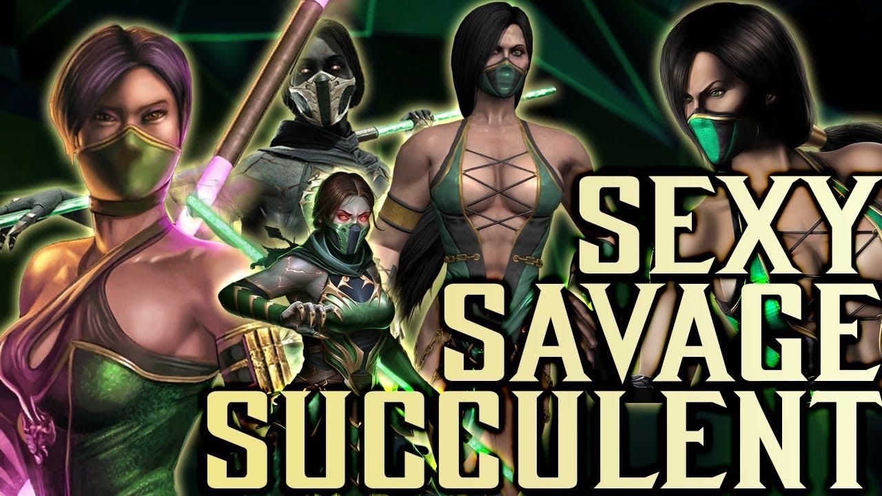 Mortal Kombat 11 Jade Kombat League Ranked matches (Season