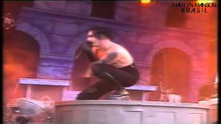 [04] Marilyn Manson - Use Your Fist and Not Your Mouth (Rock Am Ring 2003)