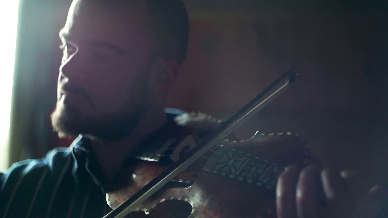 Creative people - musician Adrian Jones