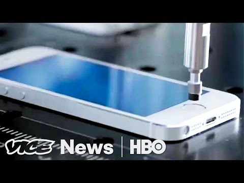 Apple's Sustainability Initiatives: VICE News Tonight on HBO