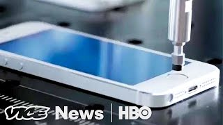 Apple Promises To Stop Mining Minerals To Make iPhones - It Just Isn't Sure How  (HBO)