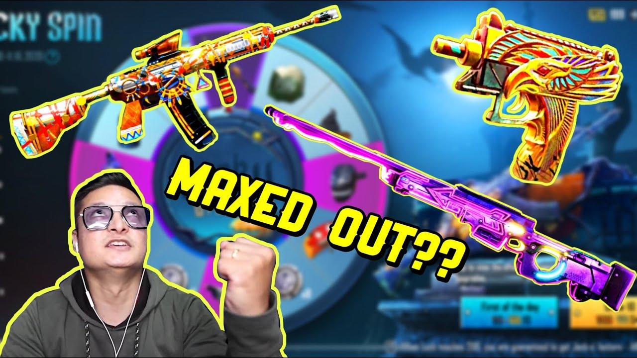 Download UPGRADING ALL MY FAV GUNS || MAX ?? ||