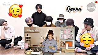 Bts Reaction To Blackpink House ep 9-1