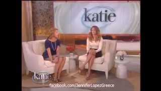 Jennifer Lopez on 'Katie' Couric Show 14/9/12 (Part 3/3)