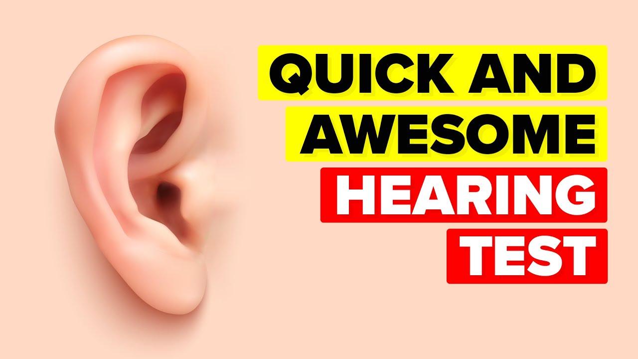Колку е добар вашиот слух: Фреквенции што повеќето не можат да ги слушнат