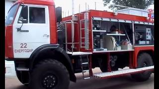 видео Аварийно-спасательные автомобили