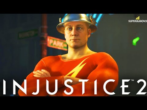 """THE FIRST EVER FLASH!! - Injustice 2 """"Jay Garrick"""" Gameplay (Online Ranked)"""