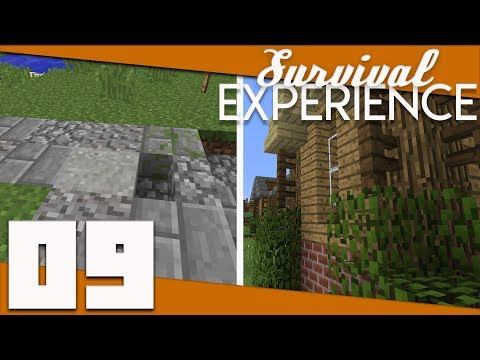 Minecraft: Survival Experience - 009 - 1.14 Aquatic Update Discussion! | Minecraft 1.12 Survival
