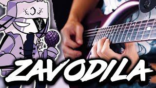 Friday Night Funkin' - ZAVODILA [Mid-Fight Masses] || GUITAR COVER видео