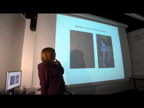 Linda Ingham - Guest Lecture - Hull School of Art & Design
