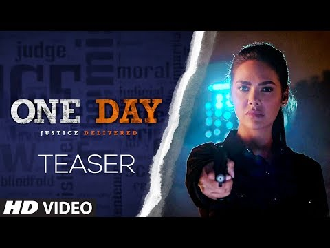 One Day: Justice Delivered Teaser