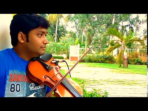 വരമഞ്ഞളാടിയ | Varamanjaladiya | Violin | Vivekanand
