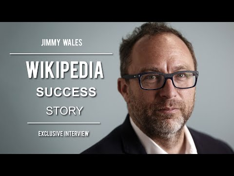 Exclusive interview with Jimmy Wales-Founder of Wikipedia