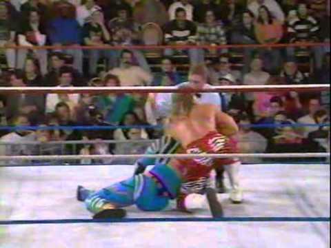WWF - Raw is War -  01-11-93