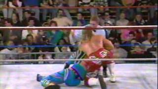 WWF - Raw is War -  01-11-93