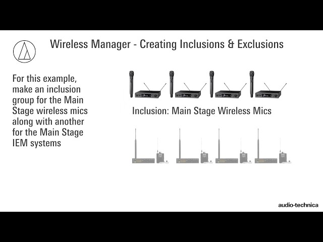 Wireless Manager Software Tutorial | Frequency Coordination