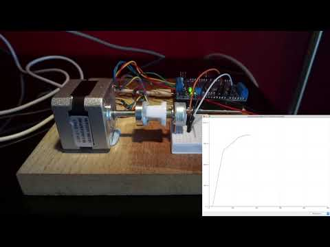 Characterising A Potentiometer With A Stepper Motor | iJailbreak