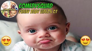 cute baby funny videos