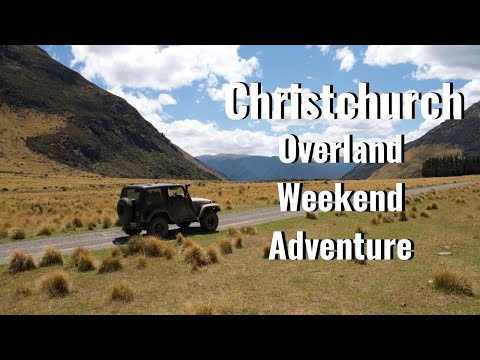 NZ 4WD Track: Loch Katrine and some stunning views!