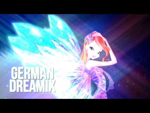 Winx Club, World of Winx: German Dreamix - FULL SONG