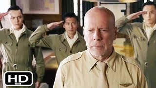 AIR STRIKE - Official Trailer 2018 Bruce Willis, Action Movie HD