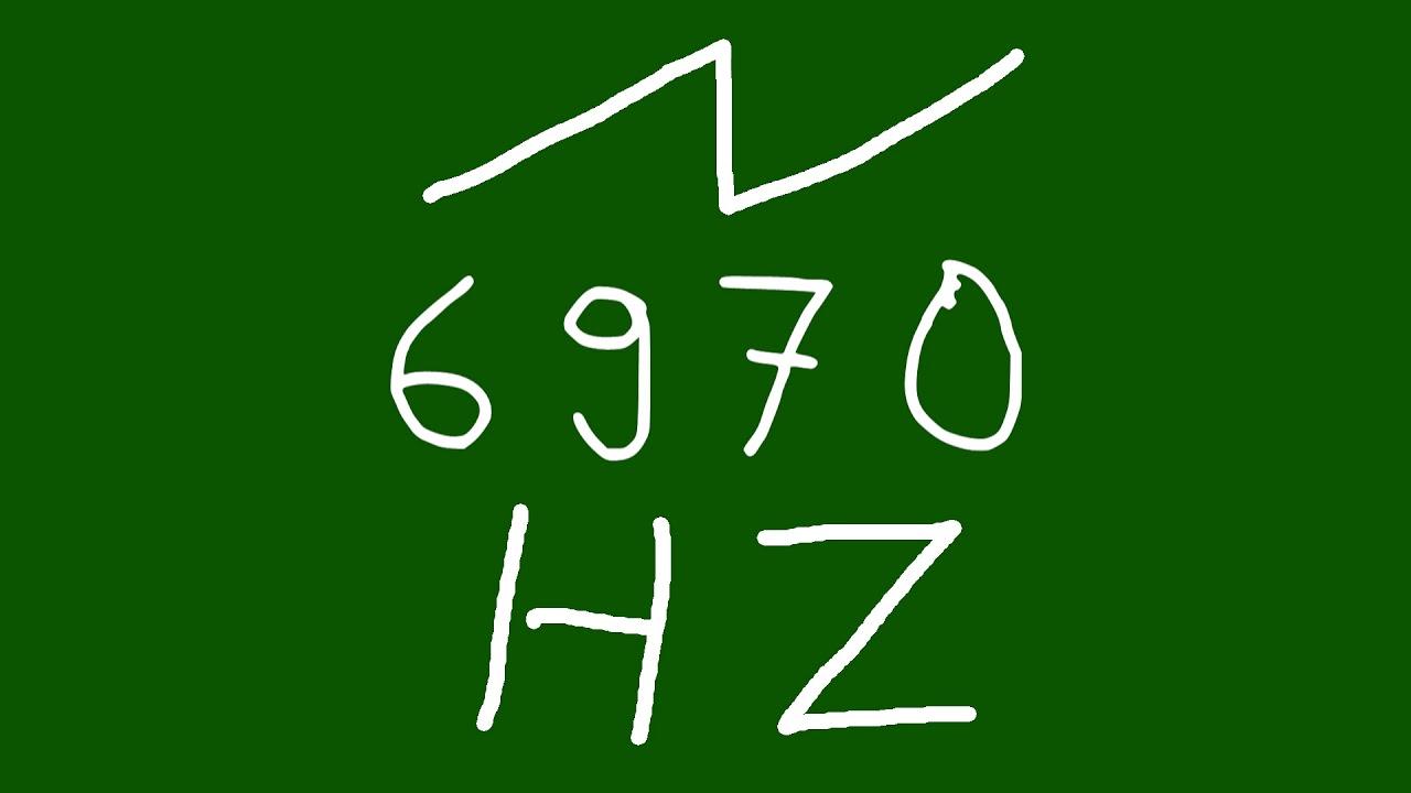 6970 hz saw 19