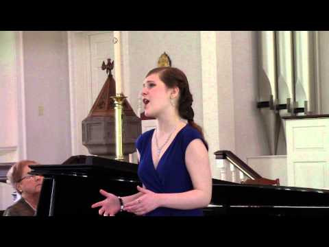Madison Fitzpatrick:  Vittoria, mio core! by Giacomo Carissimi
