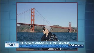 The Seven Wonders of Instagram | ABC News