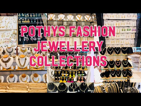 Pothys Fashion Jewellery Collections