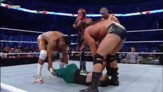 All I Want For Christmas 20-Man Battle Royal: SmackDown, Nov. 29, 2011