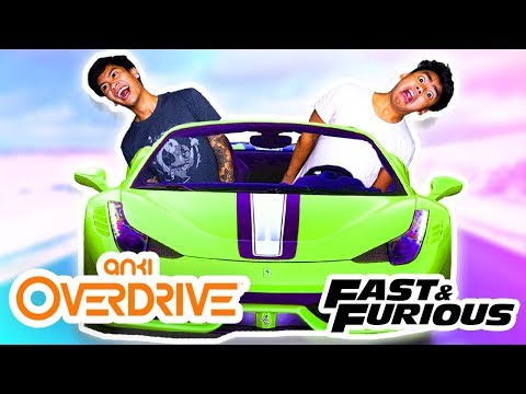 RACING THE FAST AND FURIOUS CARS IN REAL LIFE?!
