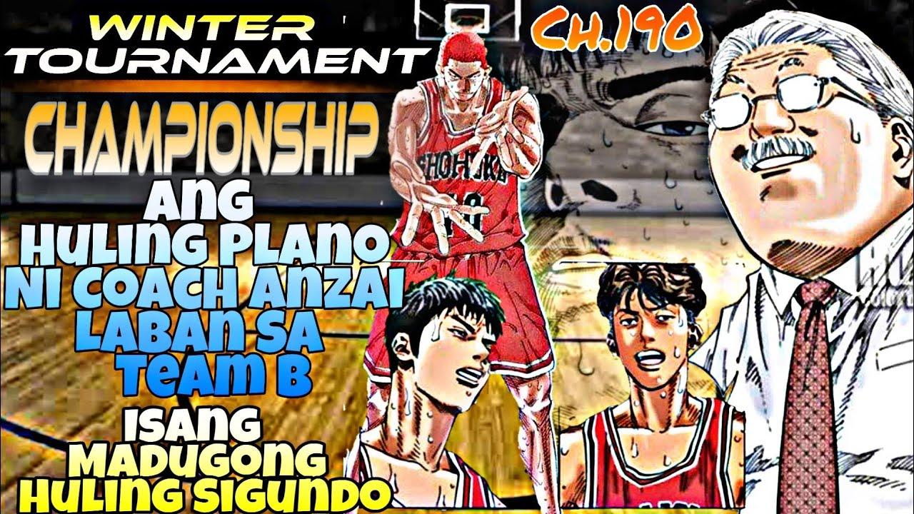 Championship - Ch.190 -Ang Plano Ni Coach Takato Para Manalo Ang kanyang Koponan Laban Sa Team A