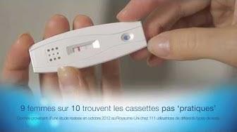 Choisissez un test de grossesse adapté à vos besoins