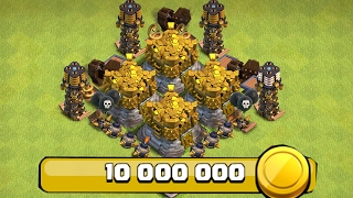 MONIE TRAP!!🔸 CHAMPION BAIT BASE🔸 Clash of clans