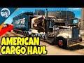 US TRUCKING COMPANY, FULL CREW CONVOY | American Truck Simulator Multiplayer Gameplay