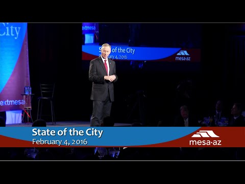 State of the City 2016