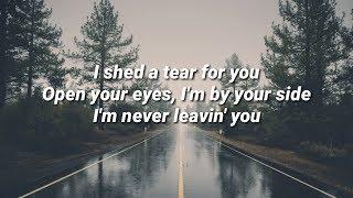 Kodaline • Shed a Tear • Lyrics Video • High On Lyrics