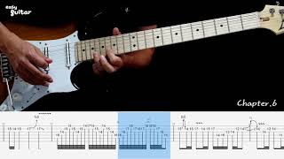 Trans Siberian Orchestra - Christmas Canon Rock Guitar Lesson With Tab