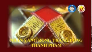 [BTMC] Quy trình sản xuất Nhẫn Tròn Trơn thế hệ 2 Vàng Rồng Thăng Long - Bảo Tín Minh Châu