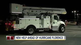 Duke Energy linemen leaving to face Hurricane Florence