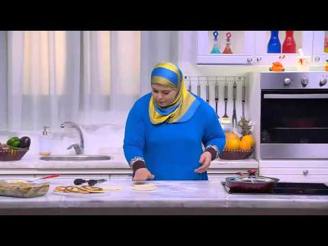 فطائر الجبنة - فطائر التمر بحشو القشطة | نجلاء الشرشابي