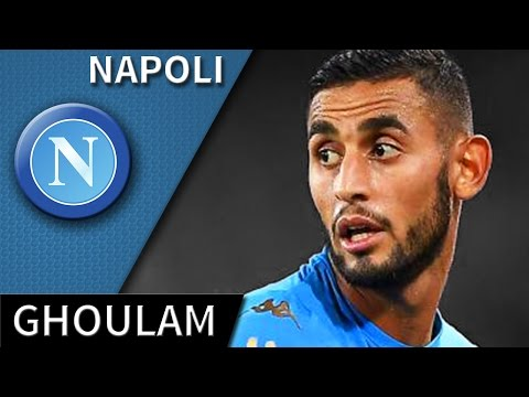 Faouzi Ghoulam • Napoli • Best Defensive Skills • HD 720p