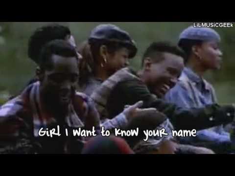 Tevin Campbell  Can We Talk wLyrics MUSIC