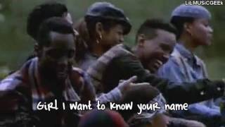 Tevin Campbell - Can We Talk w/Lyrics [MUSIC VIDEO]