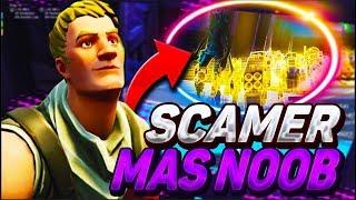 SCAMEANDO a SCAMMER NOOB | Cazado Scammers #16