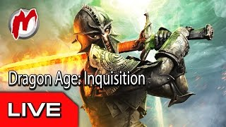 Dragon Age: Inquisition - Мультиплеер. Запись прямого эфира