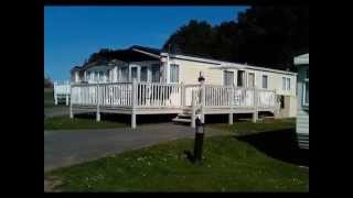 Caravan for hire near Scarborough