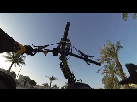 Bahrain Bike RIde - Slipknot
