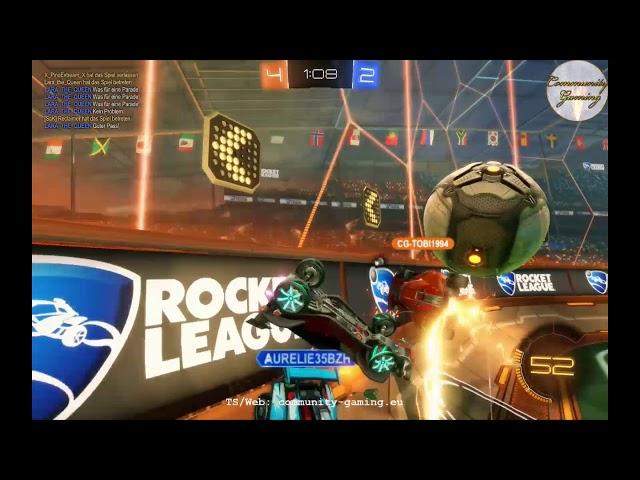 Rocket-League: Es zieht sich durch ! | Folge #011 | Let's Play Mini-Games