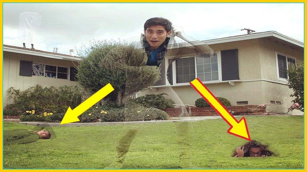 Top 10 Magic Tricks That Make Zach King Name - Best Zach King Magic Vines
